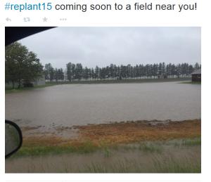 Farmer, Rain, EPA, WOTUS